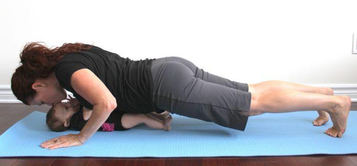 упражнения для восстановления груди после родов