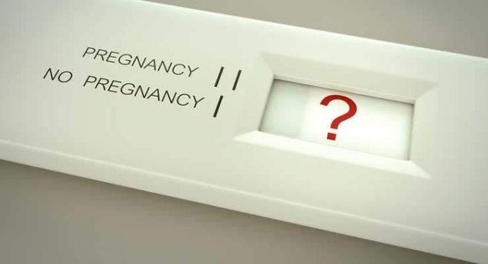менструация у беременных