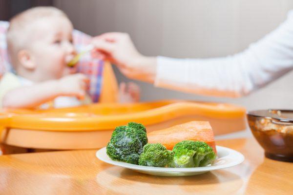 овощи прикорм
