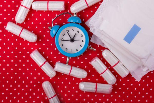 задежка менструации