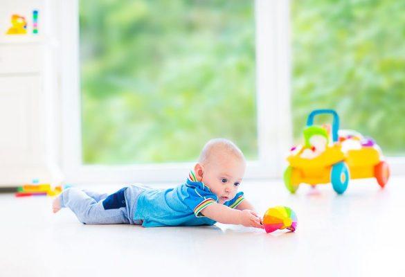 упражнения для укрепления мышц спины у ребенка