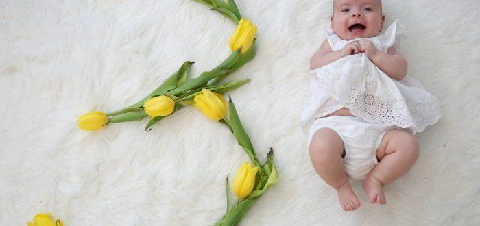 младенец 3 месяца