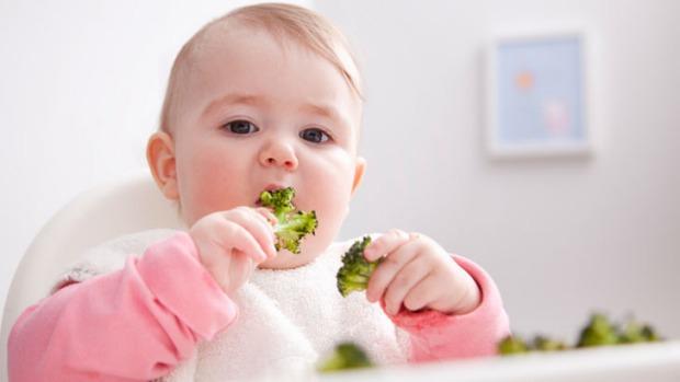 как приучить ребенка к здоровой еде