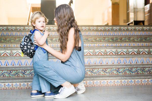 оформить ребенка в детский сад