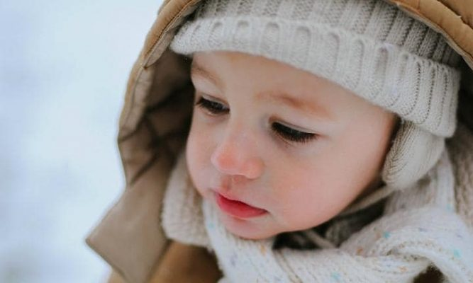 закаливание укрепляет иммунитет ребенка
