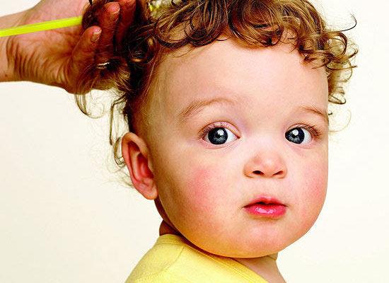 нужно ли стричь ребенка в год