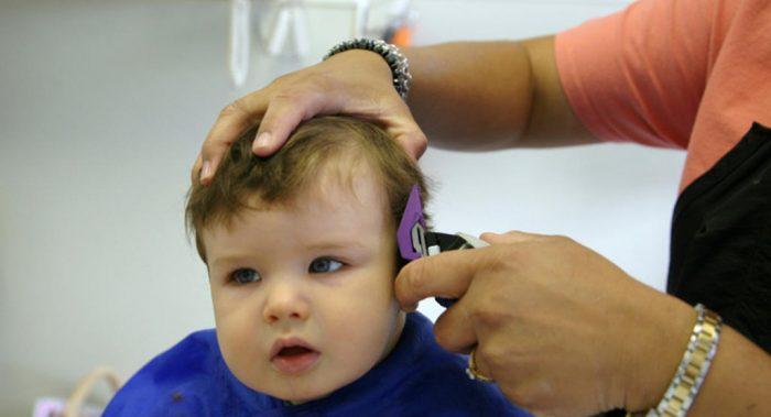 вред от бритья ребенка в год