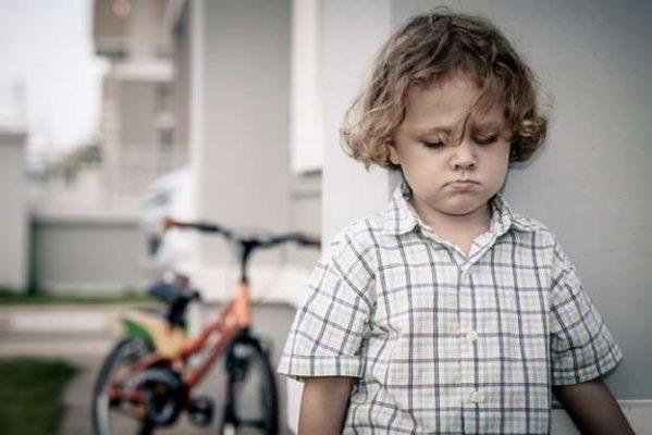 заниженная самооценка у ребенка