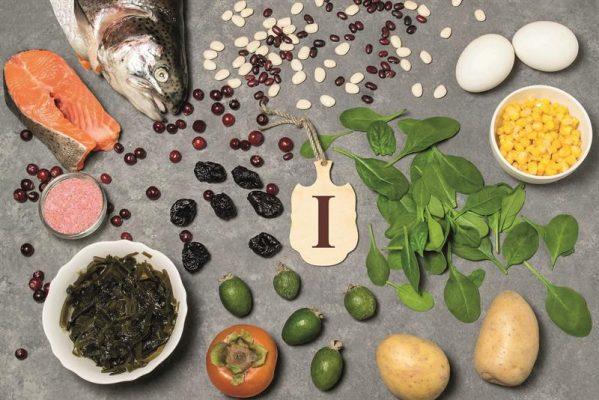 продукты для профилактики дефицита йода
