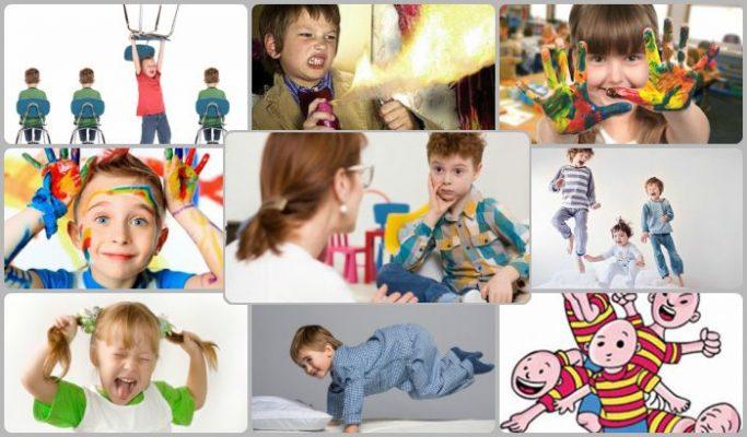 гиперактивность у ребенка амбидекстра