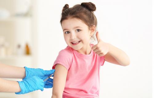 прививки безопасны для детей