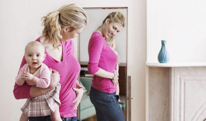 вес мамы при длительном грудном вскармливании