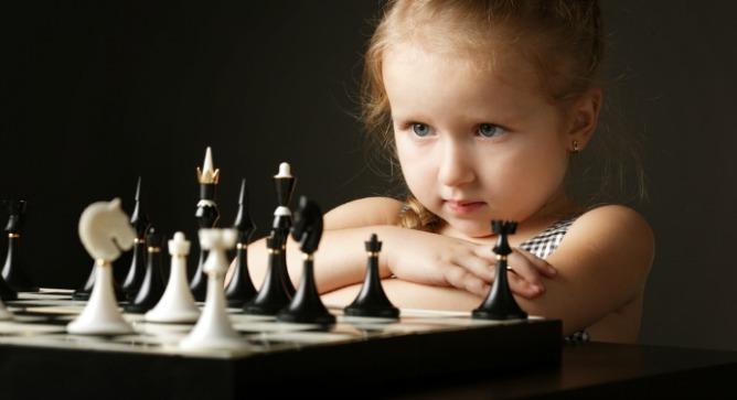 шахматы развивают внимательность