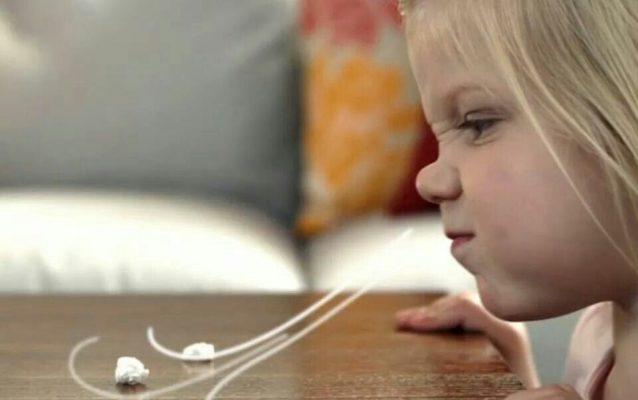 игры для развития носового дыхания