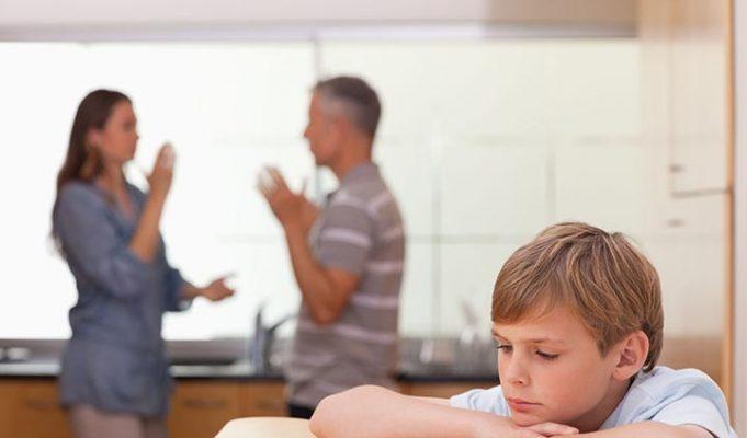 обстановка в семье влияет на внимательность ребенка