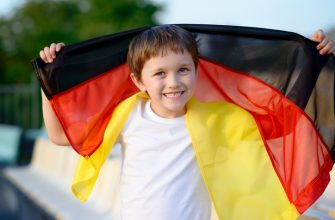 Воспитание детей в Германии