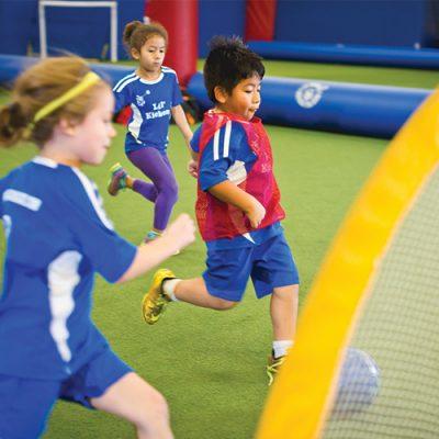 особенности физического развития у детей 4-5 лет