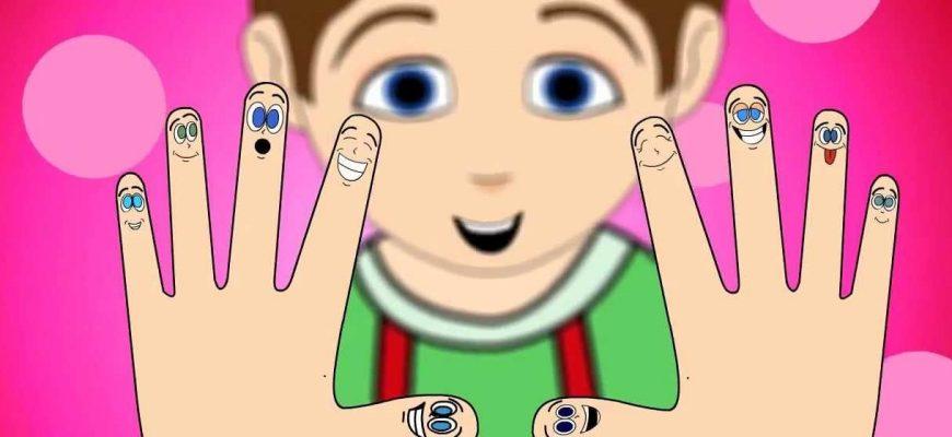 пальчиковая гимнастика, игры полезные для детей