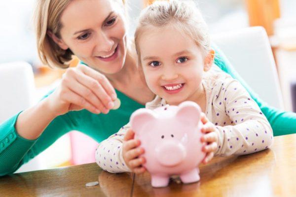 в Германии детей учат детей бережливости