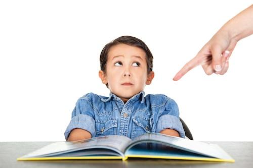 ошибки родителей в воспитании невнимательного ребенка
