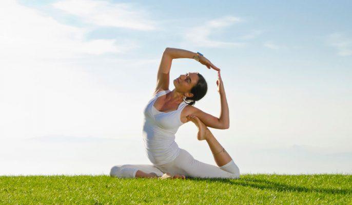 хатха йога для борьбы с гневом