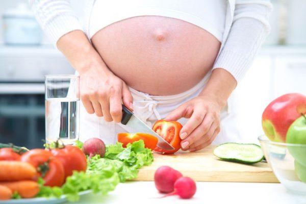 питание на 36 недели беременности