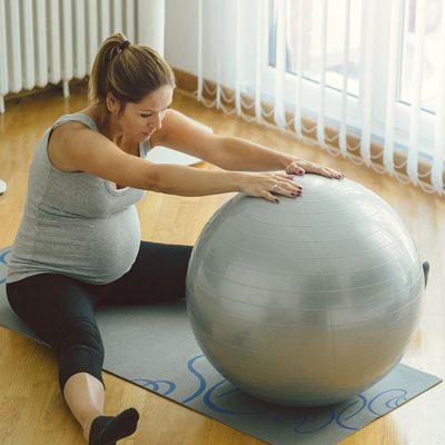утренняя гимнастика при беременности