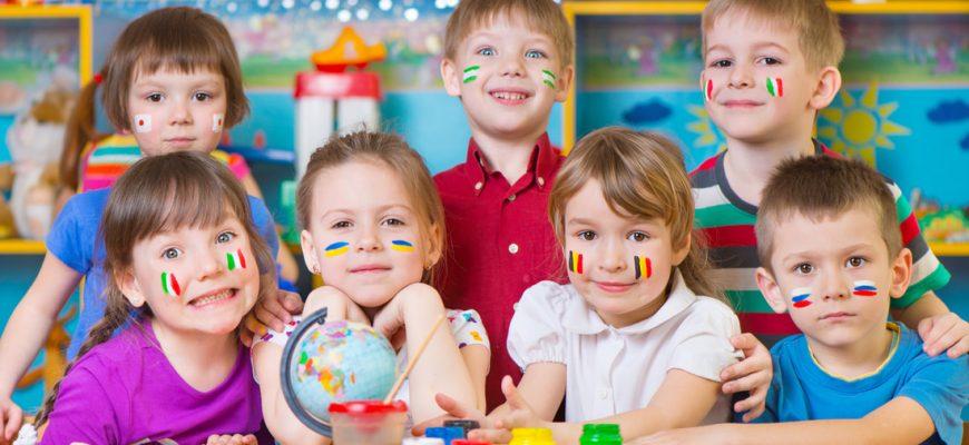 языковой лагерь для детей