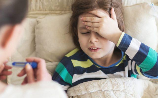 ребенок храпит во сне при простуде