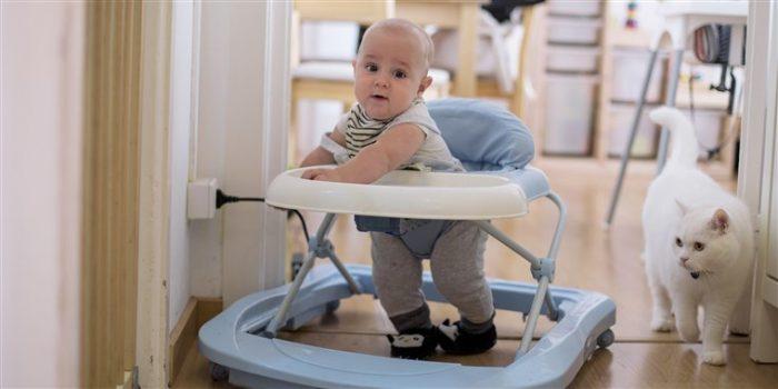 детские ходунки, с какого возраста можно использовать