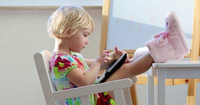 гаджеты и дети, как отучить