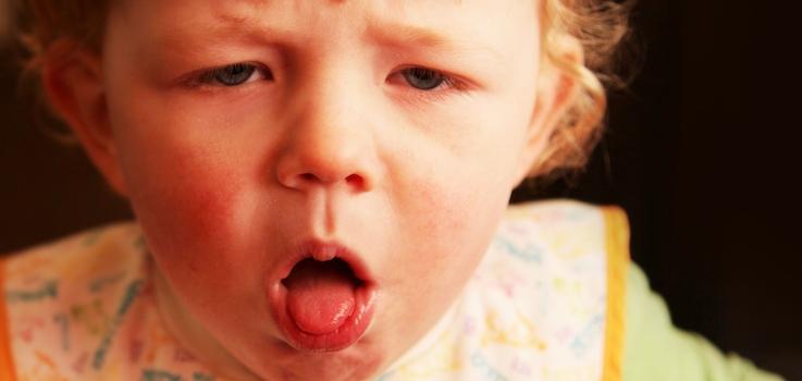 Одышка у детей, причины одышки