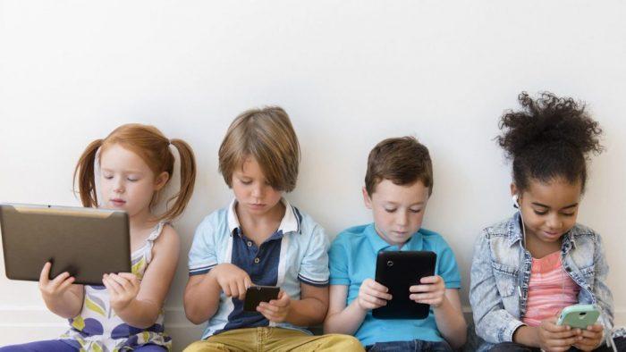 гаджеты и дети, негативное влияние