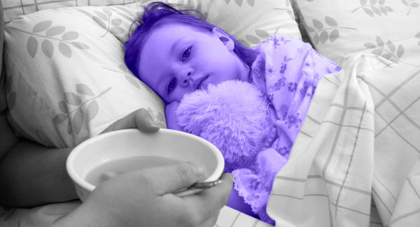Чем кормить годовалого ребенка при поносе