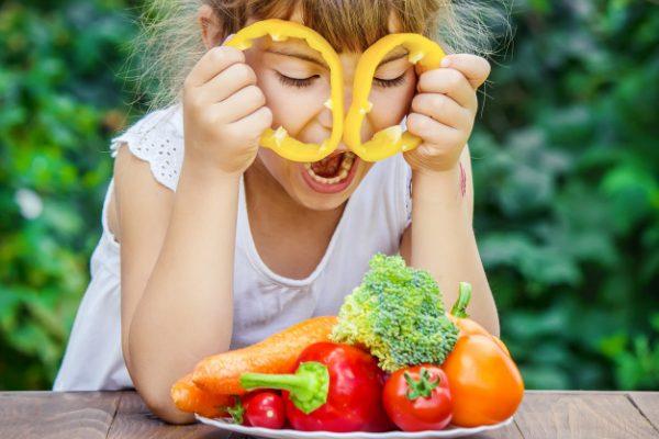 польза перца для детей