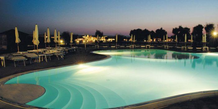 отели в Италии для семейного отдыха