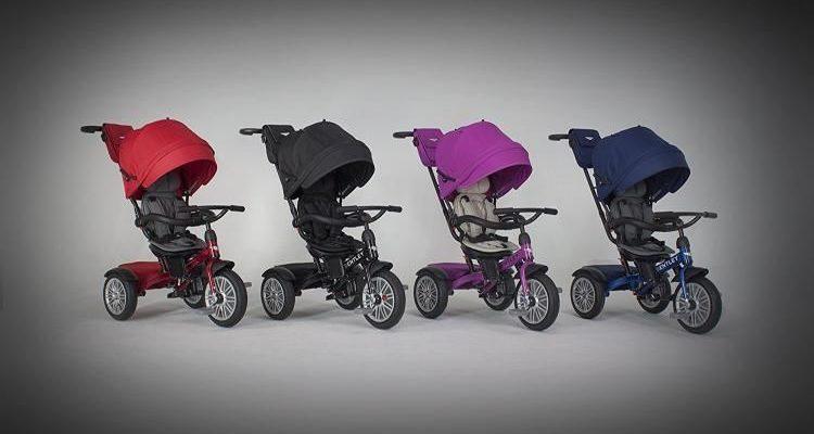 трехколесные коляски
