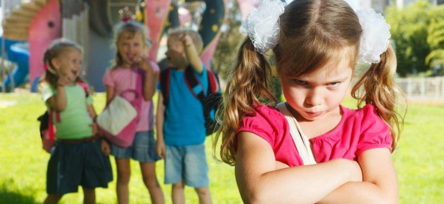 ребенка обижают в детском саду что делать