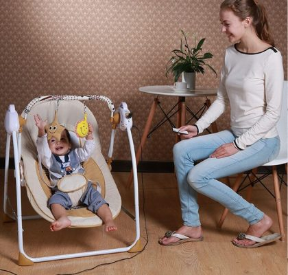 шезлонг для новорожденных, как выбрать