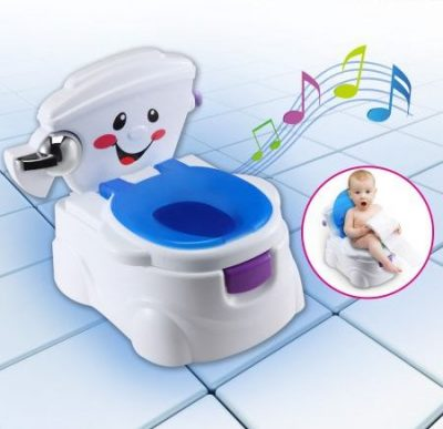 музыкальный горшок для ребенка