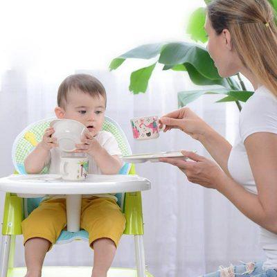 особенности детской бамбуковой посуды