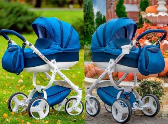 коляска-трансформер Smile Line Alf 1-оптимальное сочетание цены и качества