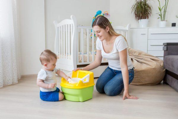 музыкальный горшок для ребенка, плюсы и минусы