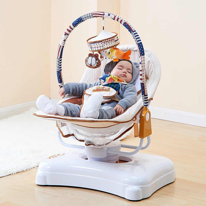 Электрокачели для новорожденных как выбрать рейтинг лучших