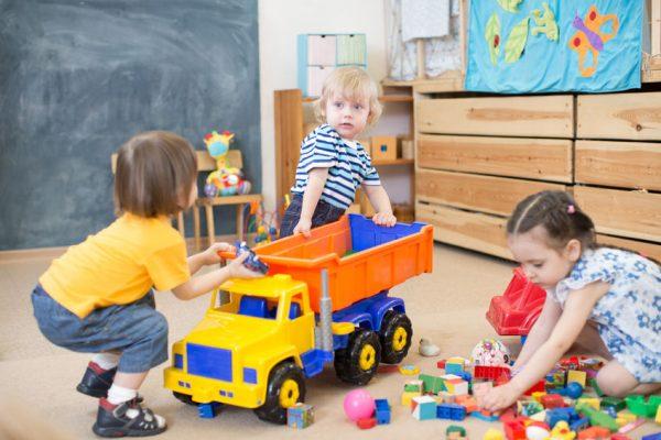 детские конфликты в садике