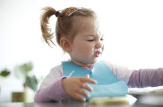 ребенок отказывается есть в детском саду