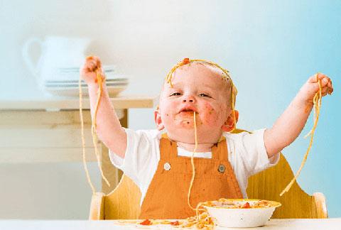 особенности питания ребенка в год