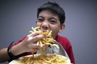 пищевые нарушения у детей