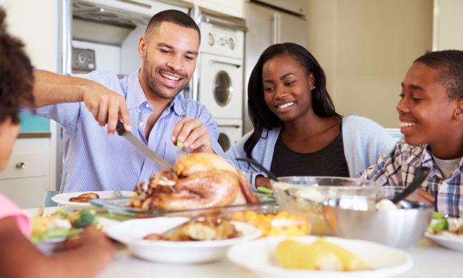 культ еды в семье