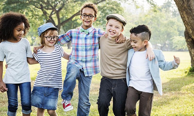 Выбираем друга для ребенка
